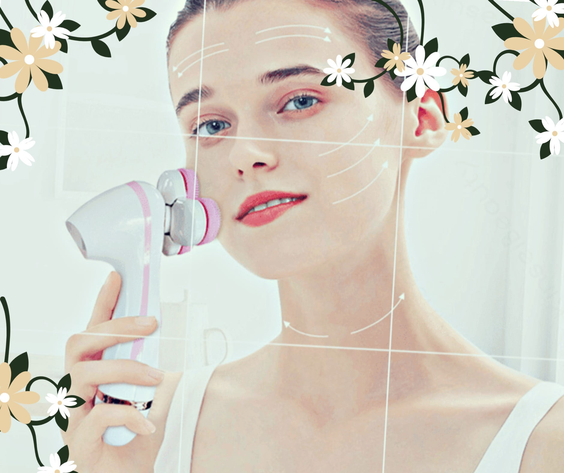 3 Best Facial Cleanser & Scrub Brushes for a Happy Face