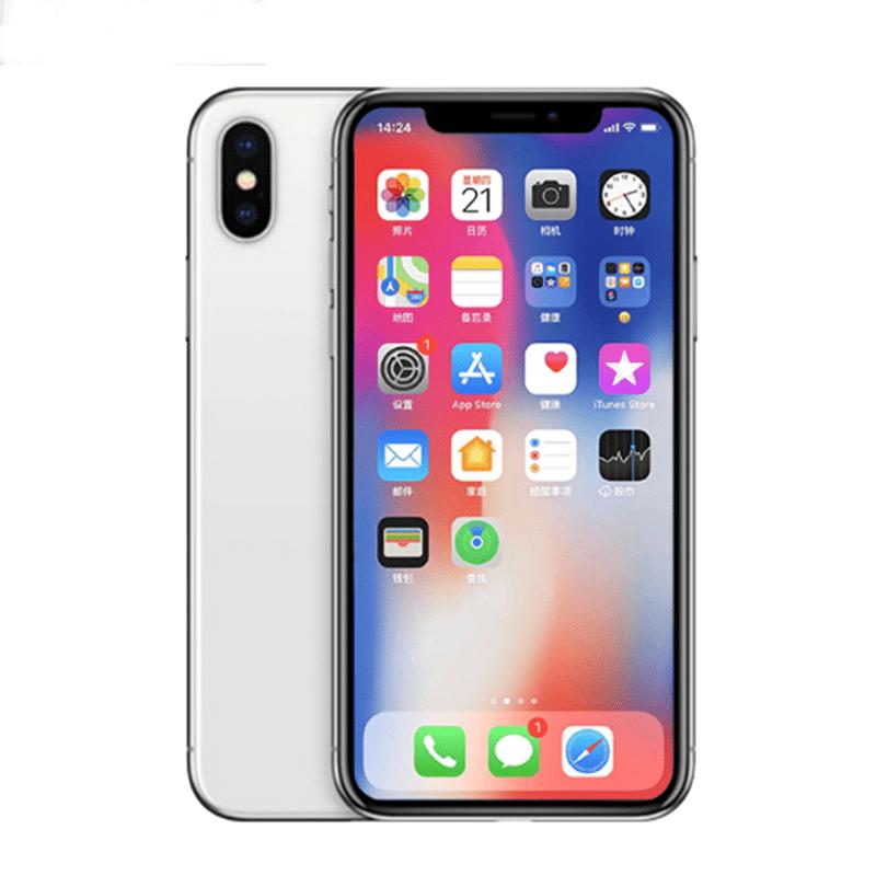 Original Apple Unlocked iPhone X Used 4G LTE