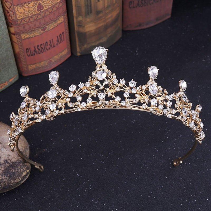 Classic Handmade Wedding Headpiece For Brides