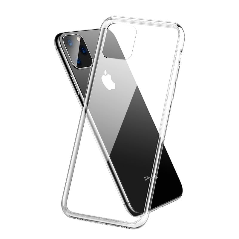 Soft Silicone Case For iPhone X to 12 Pro Max
