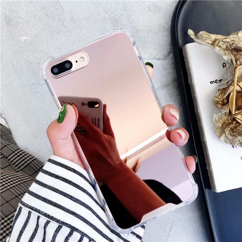 Shockproof Mirror Case for iphone 11 Pro
