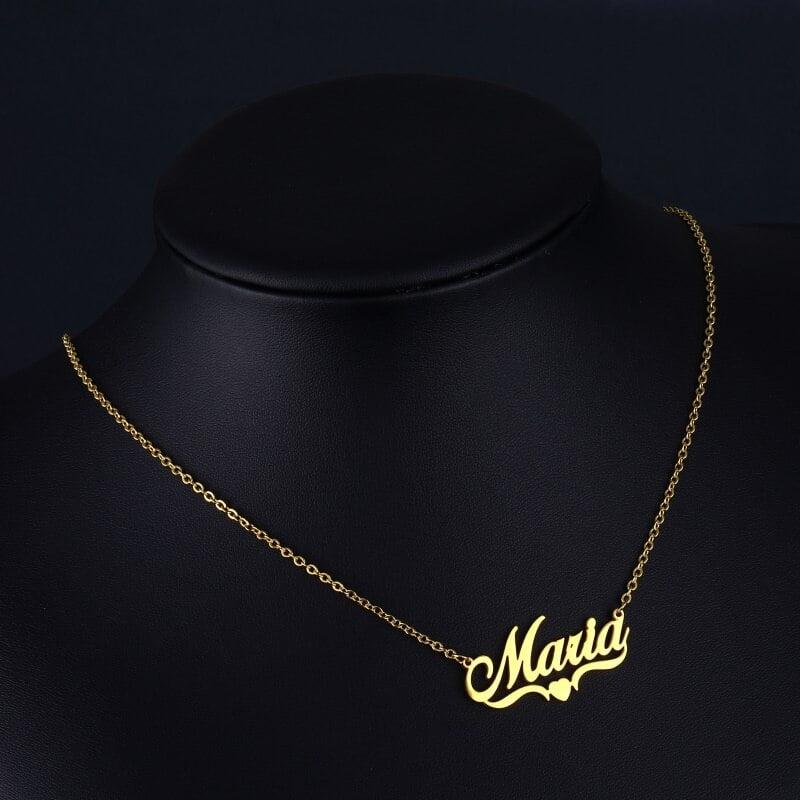 Women Custom Name Necklace