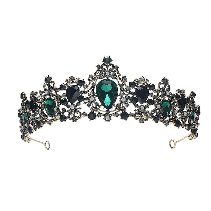 Crystal Rhinestone Diadem Pageant Crowns
