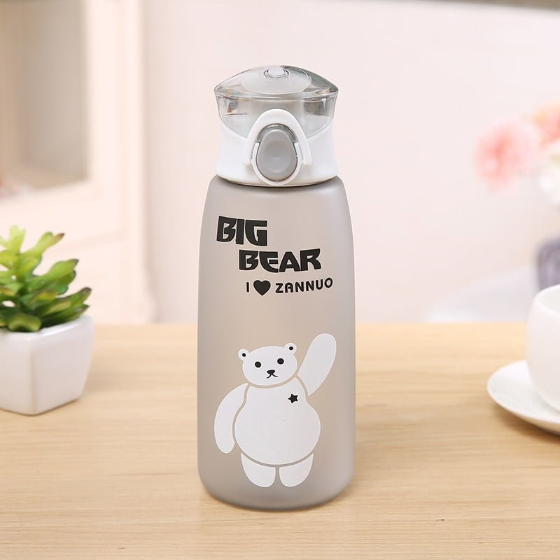 Sports 500ml Water Bottle For Hiking