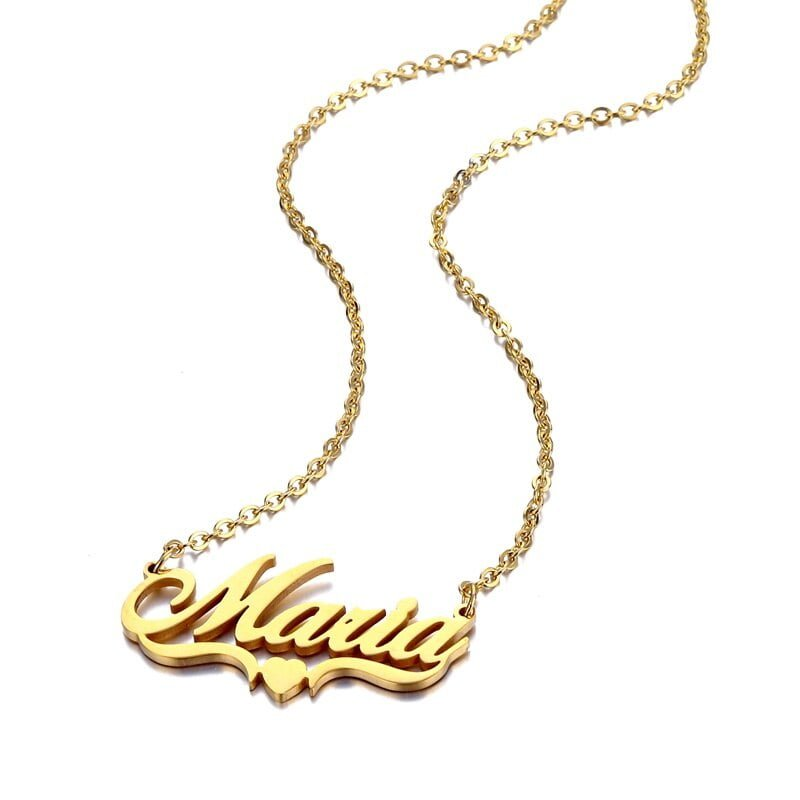 Women Custom Name Necklace