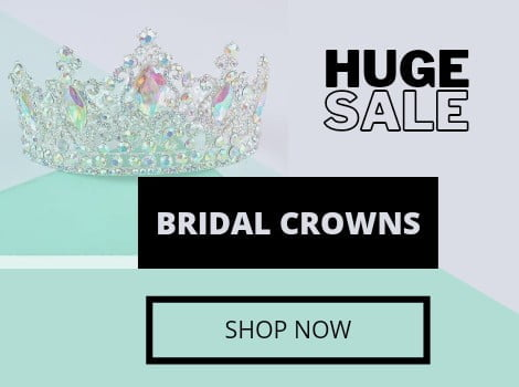 Tiaras and Crowns Sale