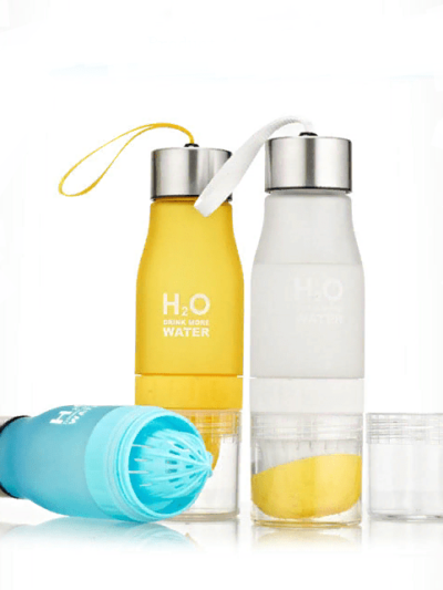 650ml Water Bottle With Fruit Infuser