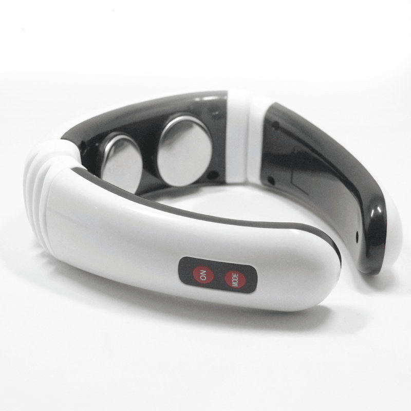 Electric Pulse Back and Neck Massager